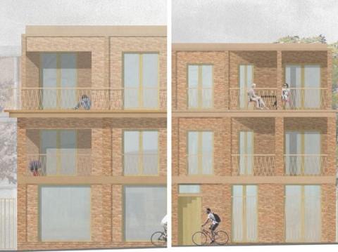 FIRST PRIZE - Urban Development Machelen (B)