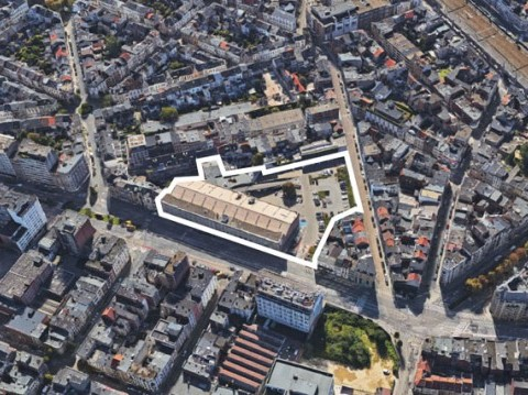 Delhaize Site Development, Antwerp (B) - NEW PROJECT