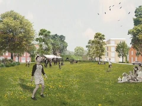 Urban Plan Molleveld, Rumst (B)
