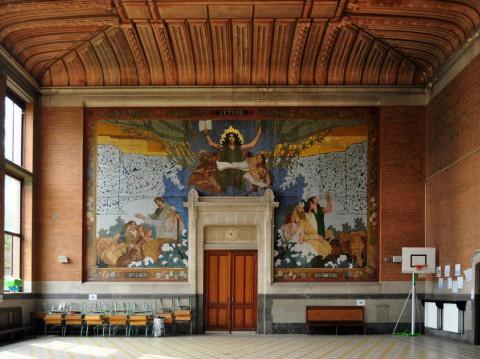 School Campus Linthout, Schaarbeek (B)