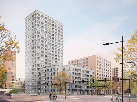Residential Tower, Tilburg