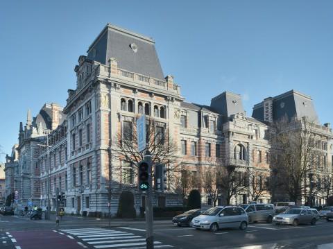 Historic Court House Antwerp